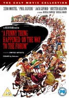 A Funny Thing Happened On The Way To The Forum Region 2 DVD
